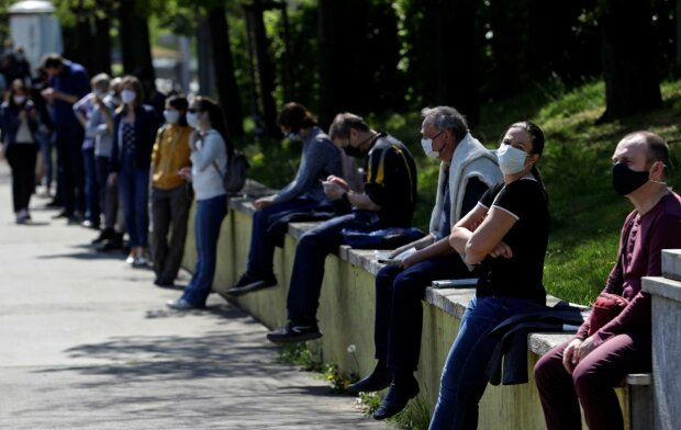 карантин в Украине, фото: Униан