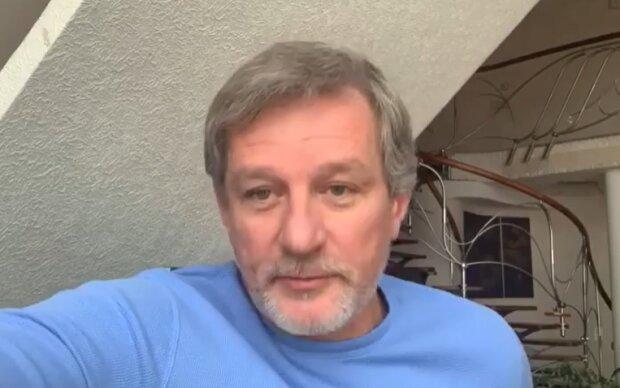 Андрей Пальчевский, скриншот из видео: Facebook