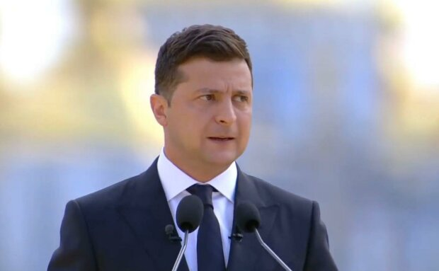 Владимир Зеленский / скриншот из видео