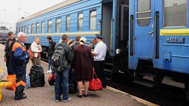 """Круговорот жлобства: убогая Укрзализныця выставила пассажирам """"счет"""" - тырят все, что плохо лежит"""