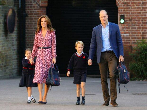 Семья Кейт Миддлтон оказалась в центре скандала: почему принцу Чарльзу запретили видеться с внуком