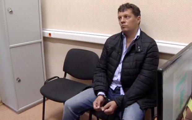 Сущенко попросить Макрона про одну послугу