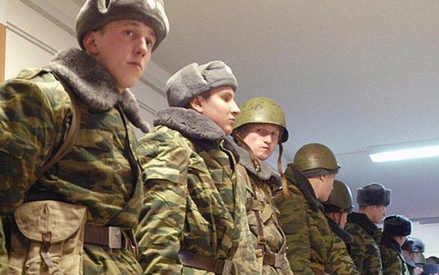 Російського призовника в Криму відправили в дисбат за бійку з командиром