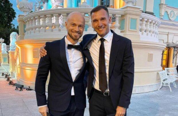 Влад Яма и Шевченко, фото с Instagram