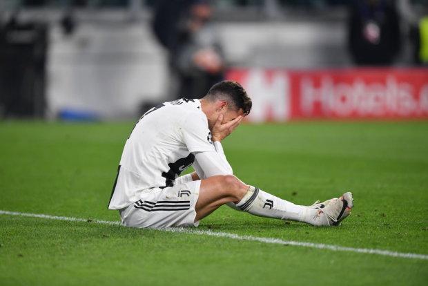 """Роналду постиг величайший провал в футболе: сенсационный """"вылет"""""""