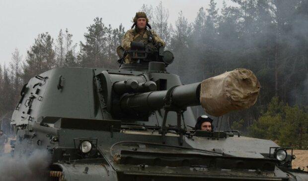 """Командир """"акації"""", фото: armyinform"""