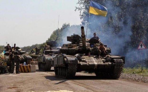 Волонтер принес обнадеживающие новости с Донбасса