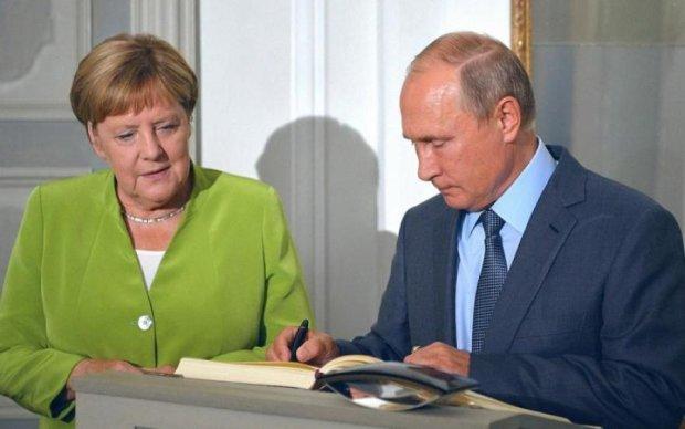 Меркель запропонувала Путіну 40 тисяч та адміністрацію: подробиці