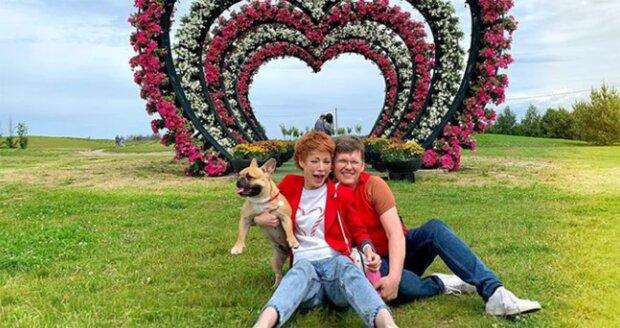 Олена-Крістіна Лебідь та Павло Розенко , фото з instagram