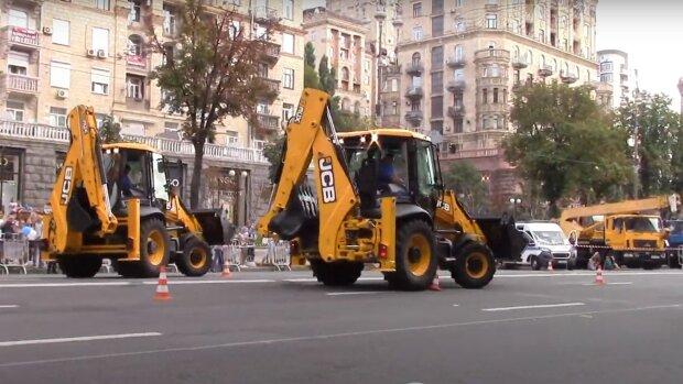 Київводоканал, скріншот з відео