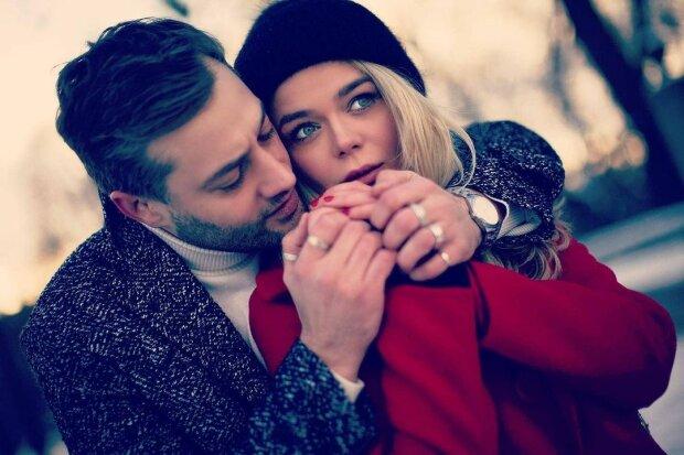 Аліна Гросу і Роман Полянський / фото: Instagram