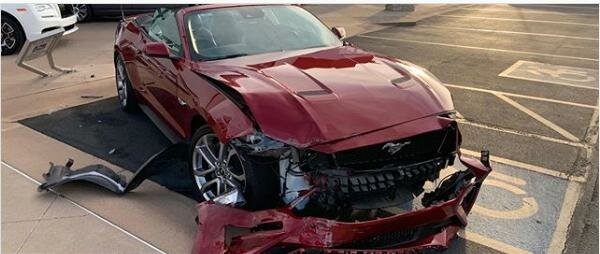 Mustang, фото з Instagram