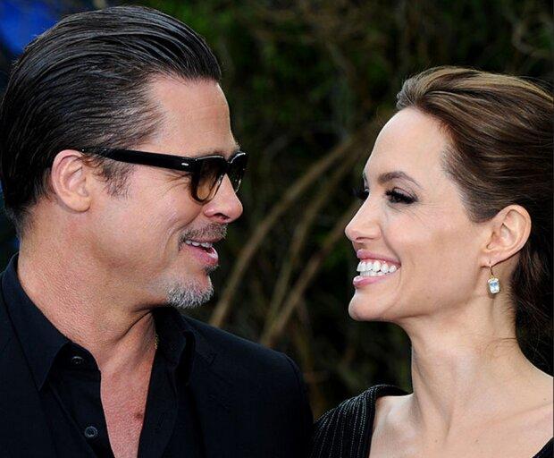Джолі і Пітт помирились заради дитини — день народження пройде в об'єднаній сім'ї
