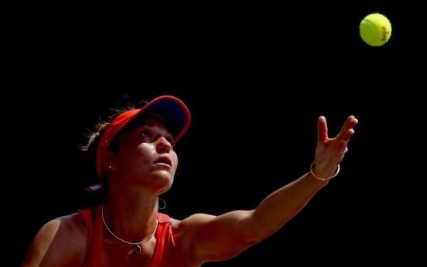Українська тенісистка не зуміла подолати перший раунд кваліфікації в Римі