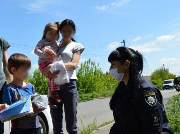 Полиция, фото Национальная полиция