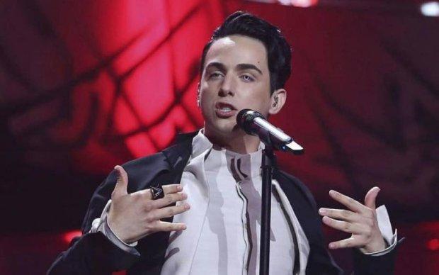 Поющий Дракула: Melovin произвел огромное впечатление на гостей Евровидения