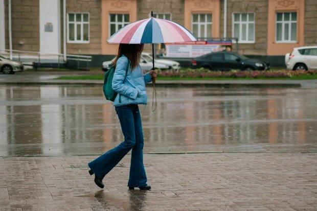 Підступна стихія перетворить Одесу на місто парасольок 16 січня