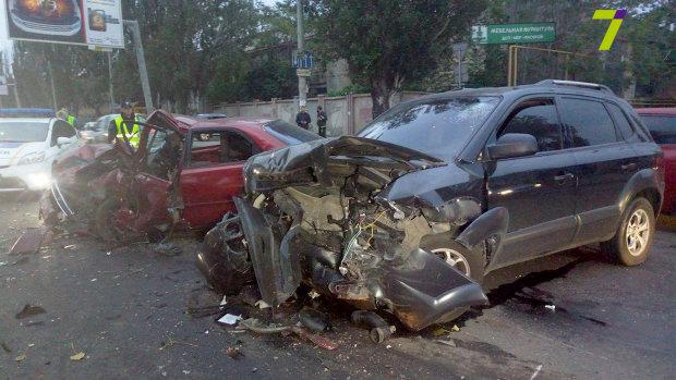 Страшна аварія на Львівщині: серед поранених дитина
