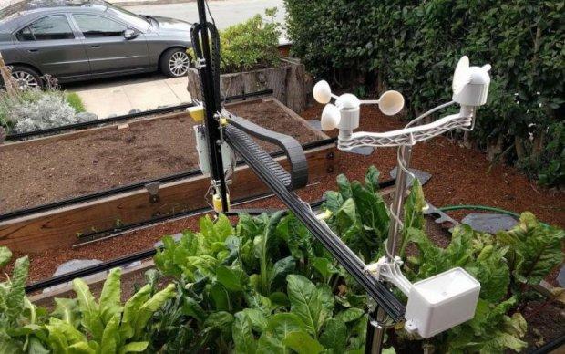 Робот-садовник будет работать, как 3D-принтер