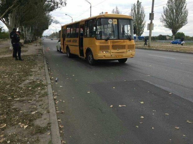 ДТП із шкільним автобусом на Львівщині, Обозреватель