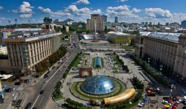 """Центр Києва очистили від """"ходаків"""""""