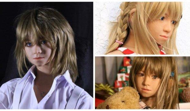 Японець захистив жертв педофілів ляльками (ФОТО)