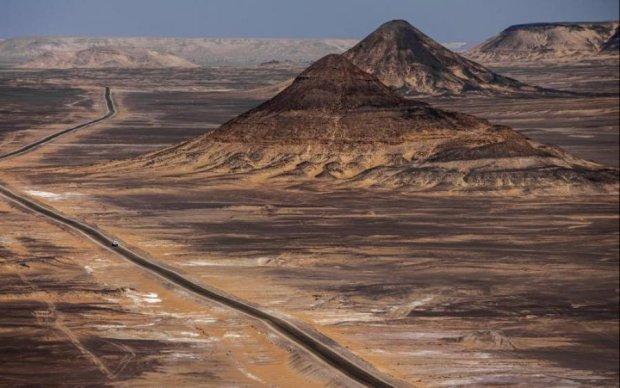 Вчені розгадали таємницю минулого Чорної пустелі