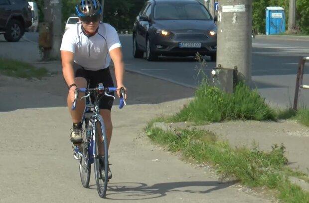 Франковчане ворвались в лето на велосипедах - три сотни километров в жару, а они как огурчики