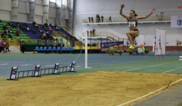 У Сумах завершився чемпіонат України з легкої атлетики в приміщенні