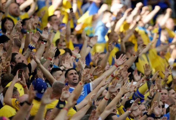 Украинские болельщики, фото: Спорт Сегодня