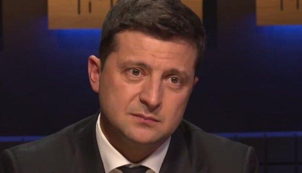 Владимир Зеленский, скриншот: Telegram