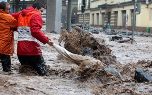 Селевий потік у Колумбії поховав півтора десятка людей