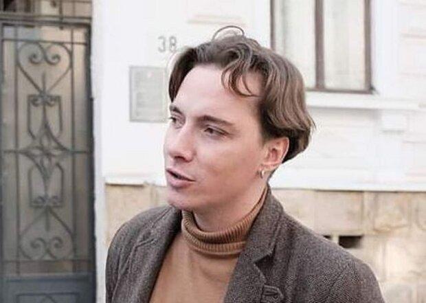 Андрій Любка, фото: Instagram andrijlyubka