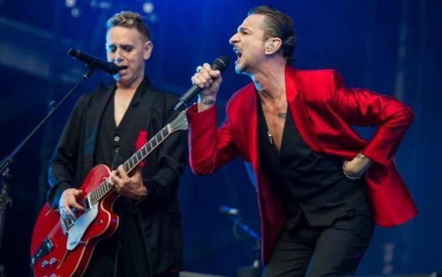 Depeche Mode отметились рекордом в мировом турне