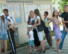 В Україні міняють правила вступу для бюджетників