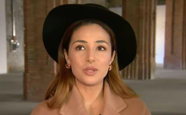 Злата Огнєвіч, скріншот з відео