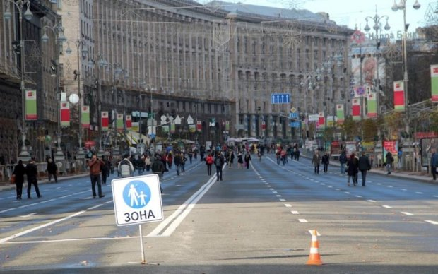 Транспорт не попадет на Крещатик до Евровидения