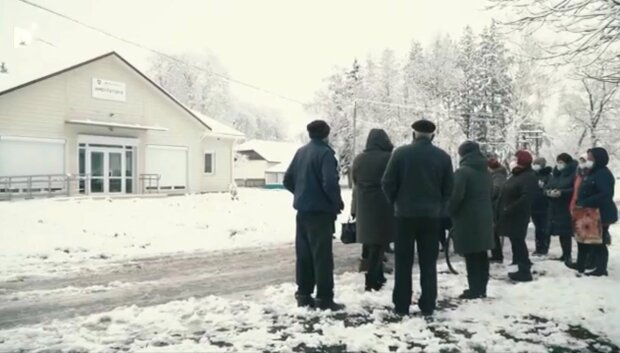 Село під Черніговом, фото: скріншот з відео