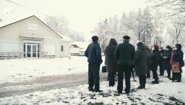 Село под Черниговом, фото: скриншот из видео
