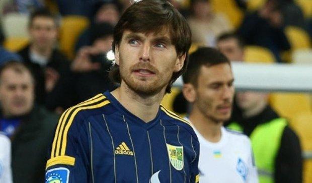 Українець продовжить кар'єру в Казахстані