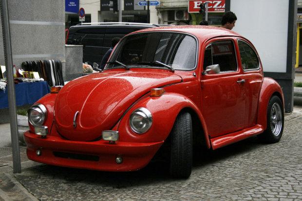 """Volkswagen лишился своей """"визитной карточки"""""""