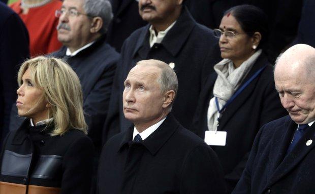 Робоча поїздка Путіна