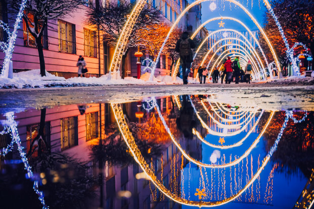 Погода в Івано-Франківську: зима готує приємний сюрприз городянам на Водохрещу