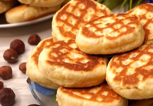 Печиво на сковорідці, скріншот: YouTube