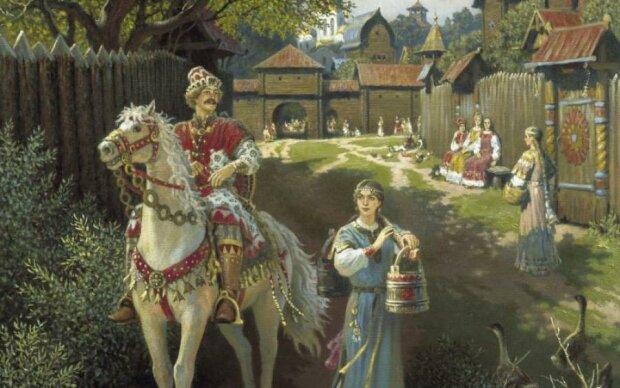 На полі голяка, щоб земля вродила: інтимні традиції часів Київської Русі