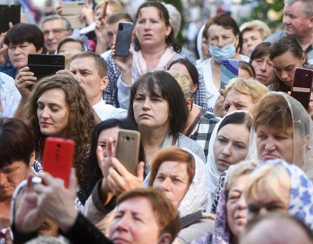 Молитва, фото Facebook Православна церква України