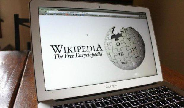 """Китай отключили от """"Википедии"""""""