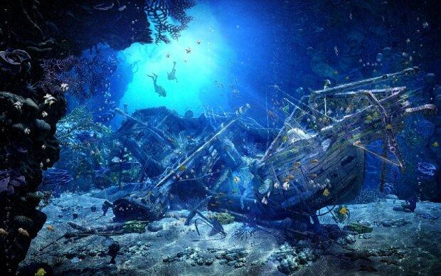 """На дне океана ученые обнаружили """"Летучий голландец"""": загадочным светом мерцали цифры 2109, фото"""