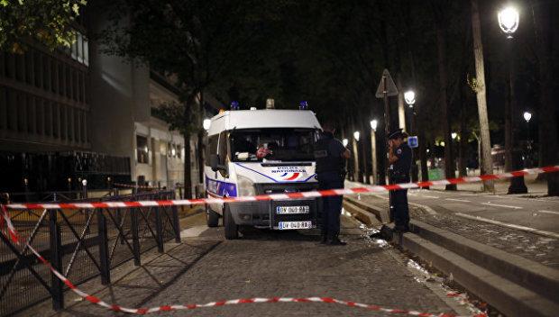 поножовщина в Парижі