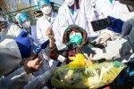 Епідемія коронавірусу,  фото: AFP / STR